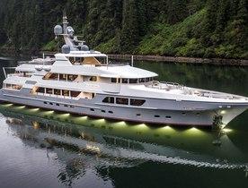 Brand New Superyacht 'Endless Summer' Joins the Global Charter Fleet
