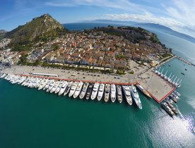 Mediterranean Yacht Show 2015 hailed a huge success