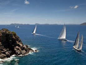 Perini Navi  To Sponsor the Loro Piana Caribbean Again This Year