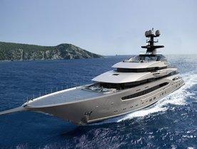Lürssen Superyacht 'Kismet II' Launched