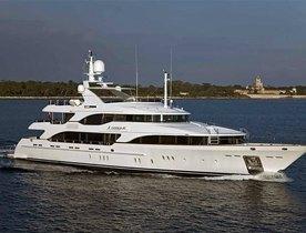 Superyacht SOVEREIGN Joins Charter Market in Australia