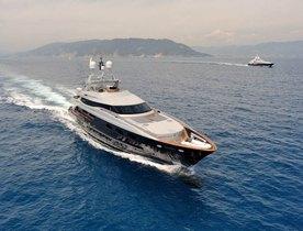 Superyacht Ancora Experiences Amazing Charter Season