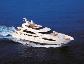 Motor Yacht Princess Iolanthe For Charter