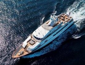 Superyacht BG Joins Global Charter Fleet
