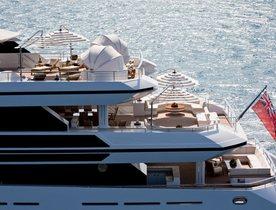 Superyacht IRIMARI Wins Top Award at MYBA Charter Show