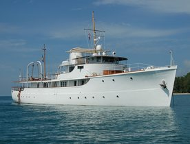 Classic Motor Yacht CALISTO Lowers Rate for Thailand Charters