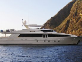 Charter Yacht OLGA in the Caribbean This Summer
