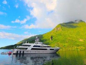 Below Deck season 6 filmed in Tahiti