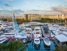 Five things not to miss at the Singapore Yacht Show