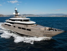 Exclusive: New photos of 72m superyacht SOLO unveiled