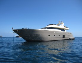 M/Y ANDEA To Be Based in Southern Italy This Summer