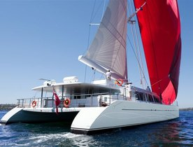 Catamaran 'Necker Belle' Offers Discount on Charters