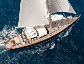 Superyacht MARAE Open for America's Cup 2017