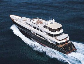 Blue Belle Available For Charter