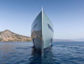 Superyacht SAVANNAH Declared 'Motor Yacht Of The Year'