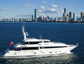 M/Y MASTEKA 2 Still Has Charter Availability in Fiji in August