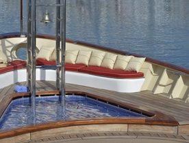 Classic Yacht 'La Sultana' Newly Available for Charter
