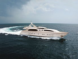 M/Y HELIOS September Deal