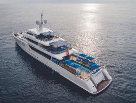Benetti Superyacht SEASENSE Unveiled At The Monaco Yacht Show 2017