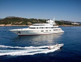 Lürssen superyacht 'Coral Ocean' to attend Miami Yacht Show 2019