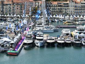VIDEO: Day 3 at the Cannes Yachting Festival 2017