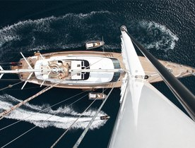 Sailing Yacht PANTHALASSA Reduces Rate on Caribbean Charters