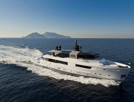 2014-Launched Superyacht JURATA Joins Charter Fleet