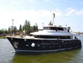 New Superyacht DESTINY Joins Charter Fleet