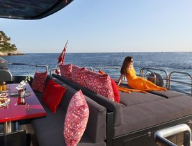 Reduced Charter Rates on KOJI in the Mediterranean