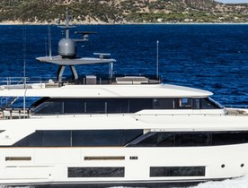 Navetta 33 launches fifth hull