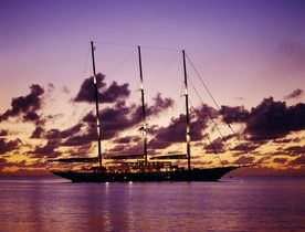 Sailing Yacht ATHENA Open for Caribbean Charters over the Holidays