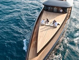 Motor Yacht BLADE Opens for Late-Summer Charters in Montenegro