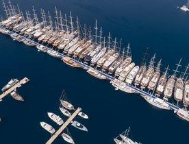 TYBA Yacht Charter Show 2019