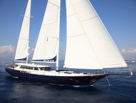 Special Offer on Sailing Superyacht Perla del Mare
