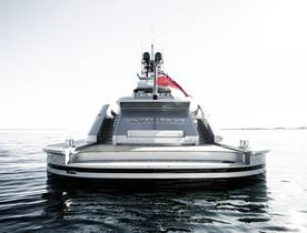 Charter Yacht 'Silver Fast' Confirmed For Singapore Yacht Show 2017