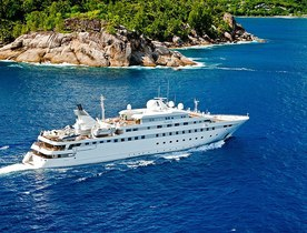 Superyacht 'Lauren L' offers unique Thailand charter experience