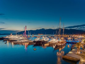 Exclusive Tivat experience package for captains and owners