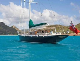 S/Y WHIRLWIND Available to Charter in Montenegro, Croatia, Greece and Turkey