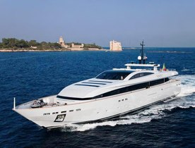 Superyacht 'APACHE II' Available to Charter for MPIM