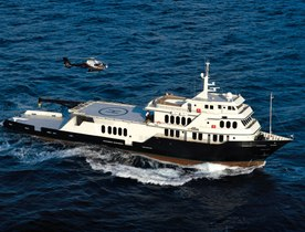 Last-minute Caribbean charter special with expedition yacht GLOBAL