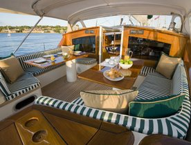 Celebrate the Festive Season on Charter Yacht WHIRLWIND