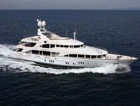 Superyacht 'Harmony III' Available For Charter In Croatia This Summer