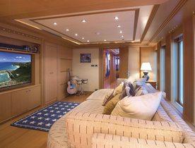 Superyacht CAPRICORN Available in the Bahamas