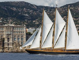 Sailing Yacht CREOLE Joins the Charter Market