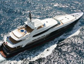 Superyacht MISCHIEF Licensed For Charters In Spain