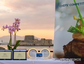 Revealed: The Winning Charter Yacht Chefs & Tablescapers At The Mediterranean Yacht Show 2016