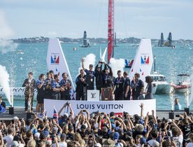 New Zealand Book America's Cup Grudge Match with USA
