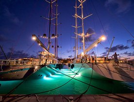 Sailing Yacht VISIONE Wins the 2015 St Barths Bucket Regatta