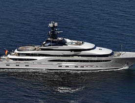 Motor Yacht KISMET Nominated at 2015 World Superyacht Awards