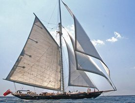 Sailing Yacht Alexa Open In Spain For Summer Charter Vacations